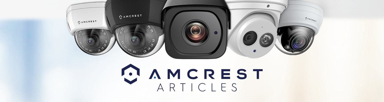 Power over Ethernet (PoE) IP Camera Technology – Amcrest on