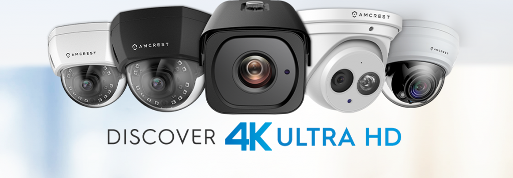 The Best 4K Security Camera & Systems Money Can Buy