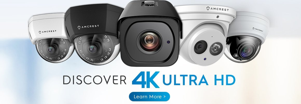 Amcrest 4K Ultra HD